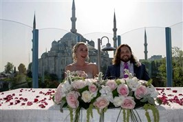 Civil Marriage in Istanbul