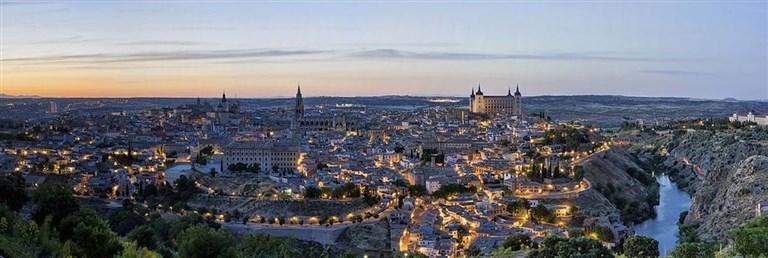 Andalucia and Toledo