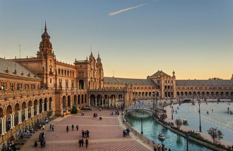 Andalucia and Toledo (promo)