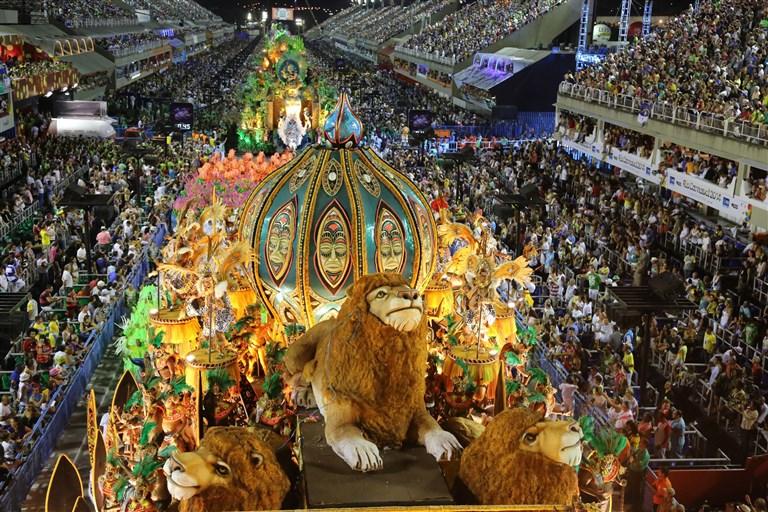 Rio Carnival, 2019