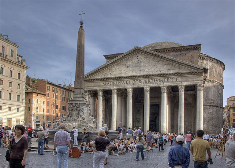 Fall in Love with Rome
