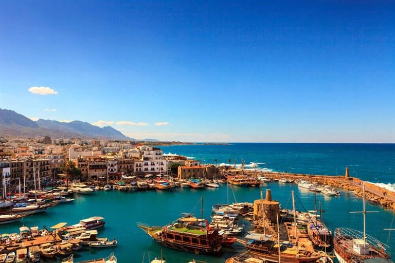 New Year in Kyrenia