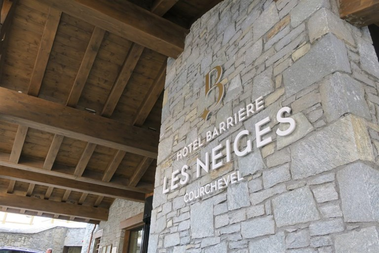 BARRIERE LES NEIGES
