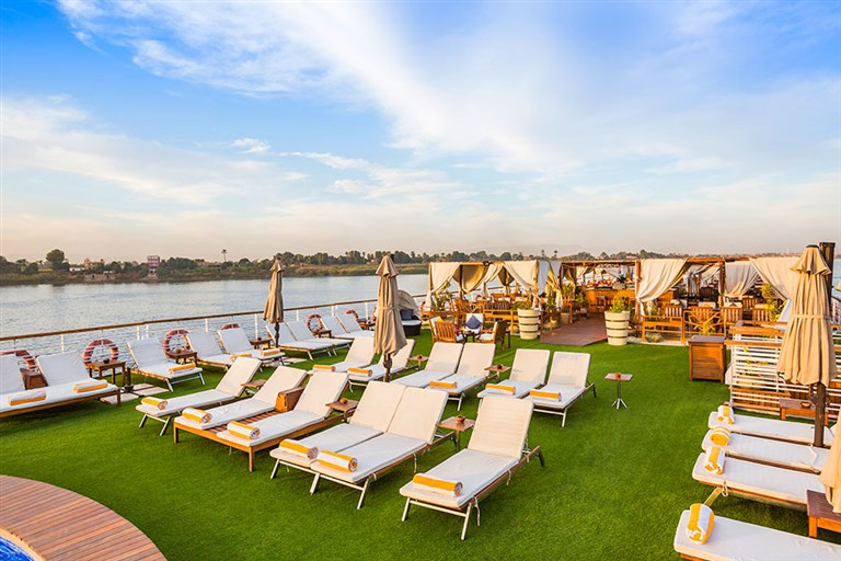 Easter Nile Cruise From 09 to 13 April  2020