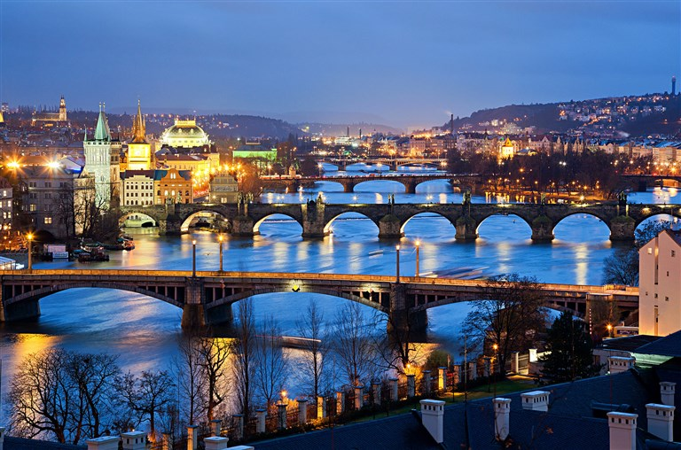 Easter in Prague From 17 to 20 April 2020