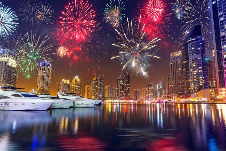 New Year in Dubai From 31 DEC 20 to 3 JAN 2021