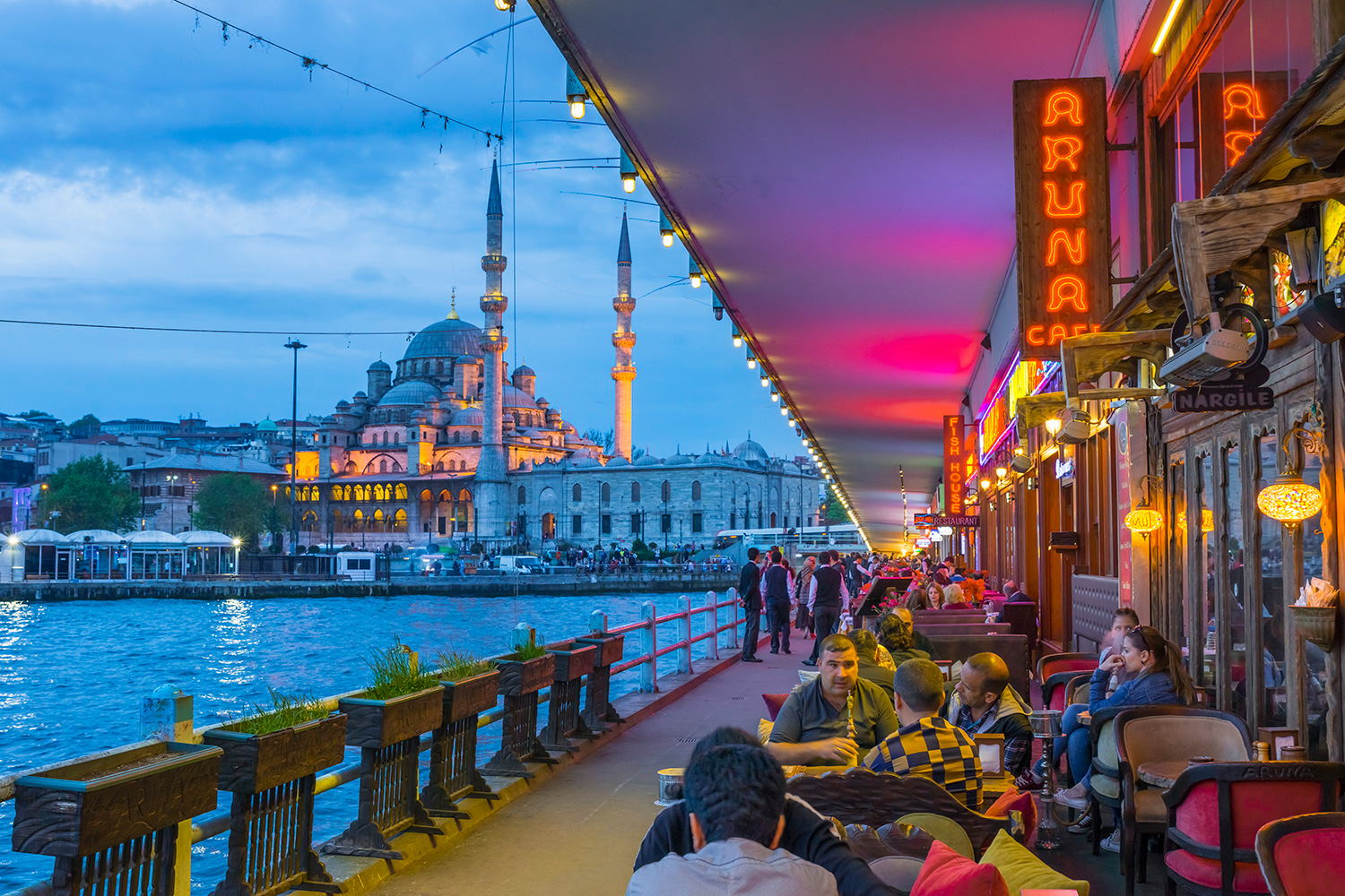 <p>HOT OFFER !</p> <p>FALL IN ISTANBUL</p>
