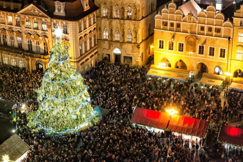 """<p>End of Year Celebrations in <span style=""""text-decoration: underline;"""">Prague, 2019</span></p>"""
