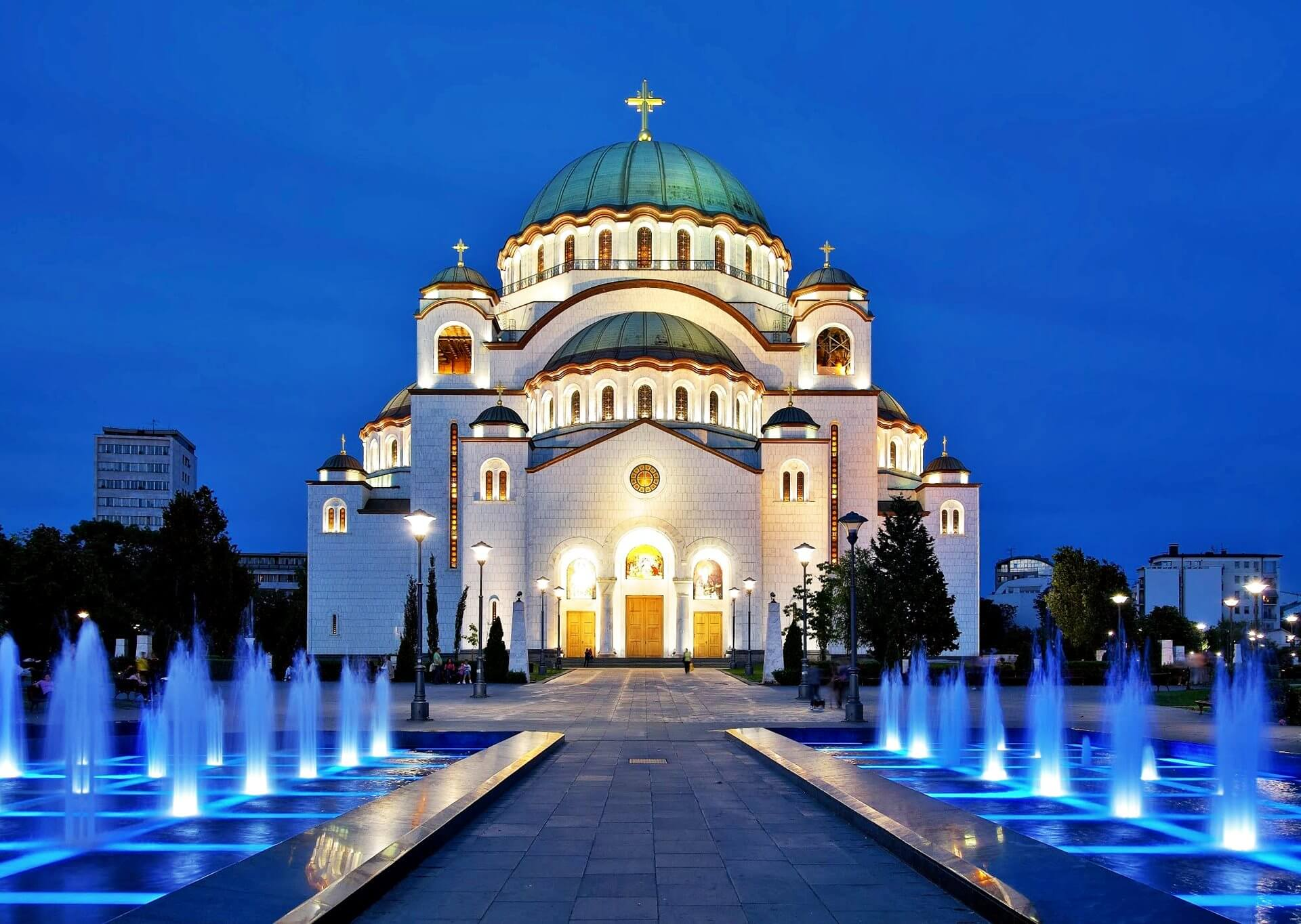 """<p>Easter in Belgrade, <span style=""""text-decoration: underline;"""">25 - 29 April 2019</span></p>"""