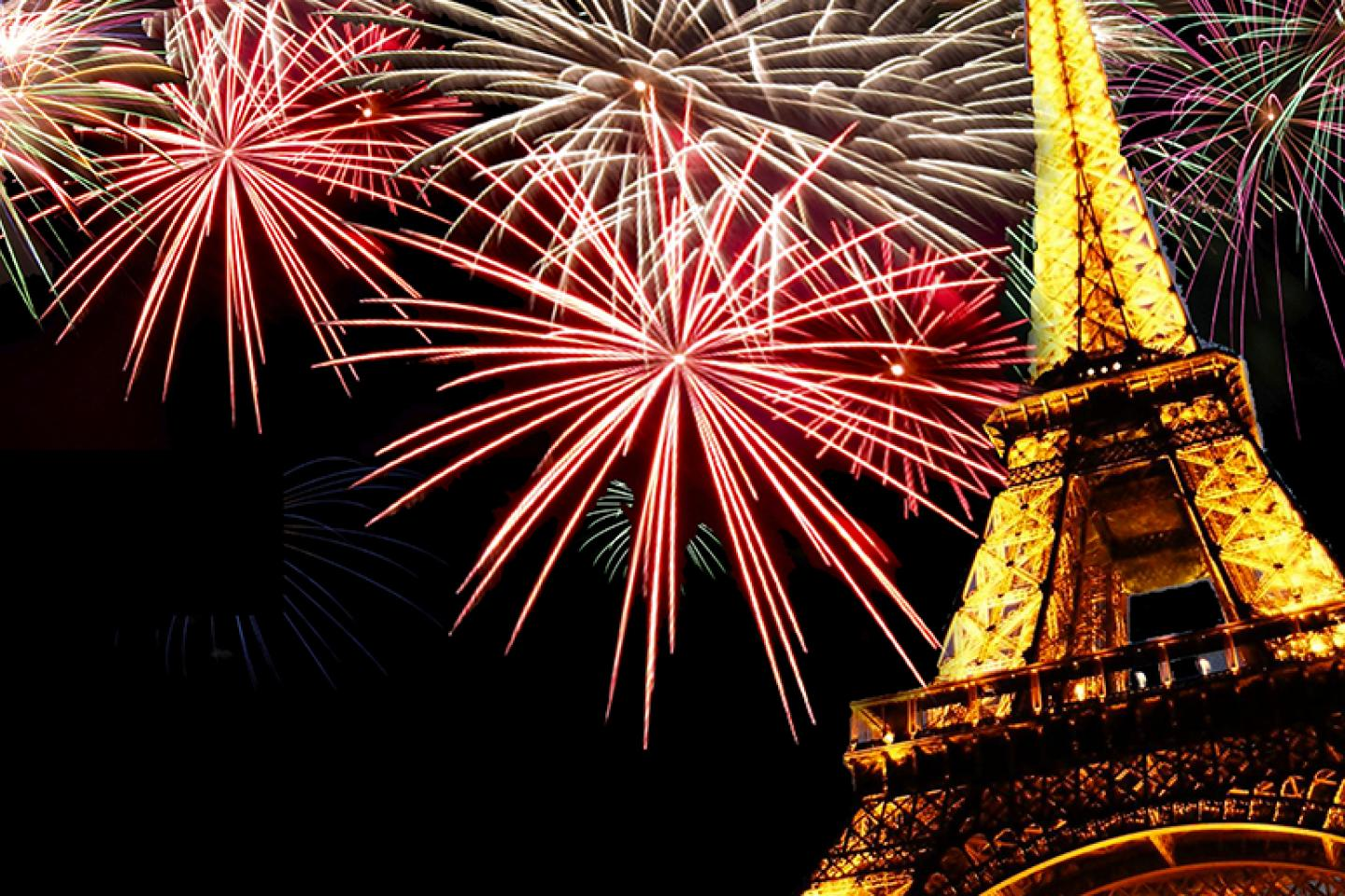 <p>Spend NEW YEAR 2021 in Paris, France </p>